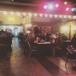 November Creative Colloquy @ B Sharp Coffee House | Tacoma | Washington | United States