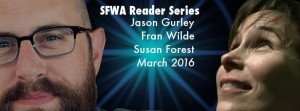 SFWA Reader Series - Jason Gurley, Fran Wilde, Susan Forest @ Wilde Rover Irish Pub | Kirkland | Washington | United States